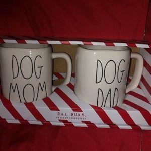 New Rae dunn mug set